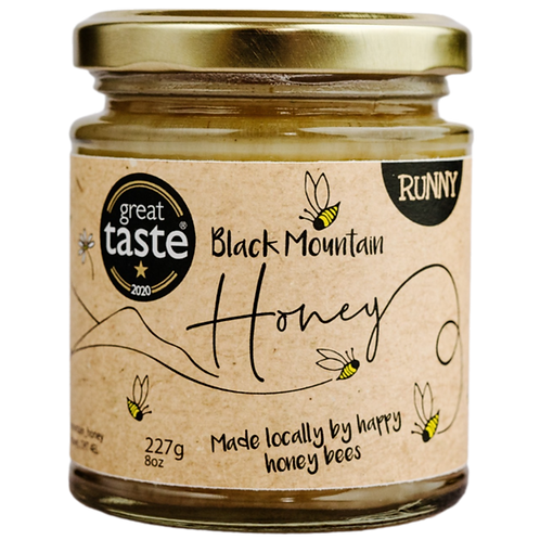 Naturally Set Wildflower Set Honey - 227g