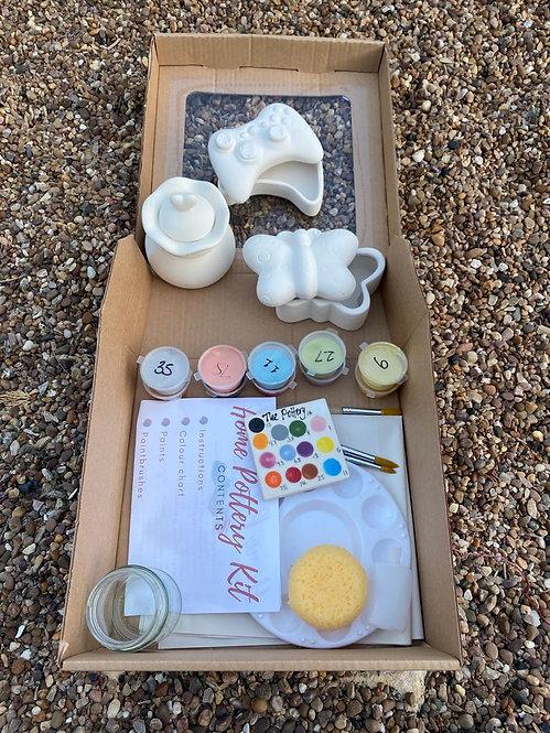 Three Dream Jars Kit