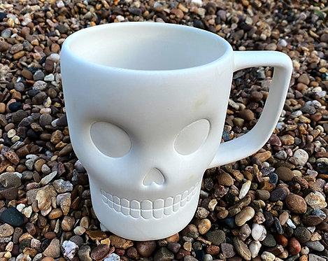 Skull Mug Trick or Treat Kit