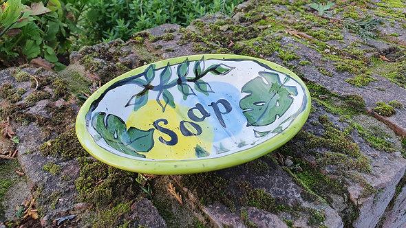 Leafy Soap Dish Project Kit
