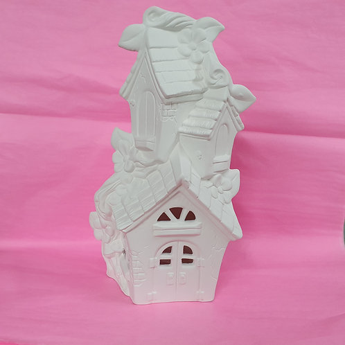 Large Fairy House Lantern