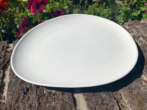 Organic Serving Plate