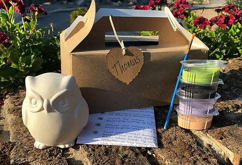 Owl Trick or Treat Kit