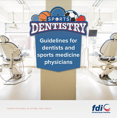 Guidelines dentists and sports medicine