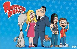 【Serie Animada】American Dad! en HD   Temp 1-2-3-4-5-6-7-8-9-10-11-12-13-14-15-16   Español Latino  