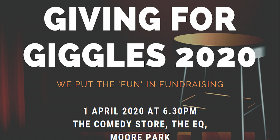 Giving for Giggles 2020