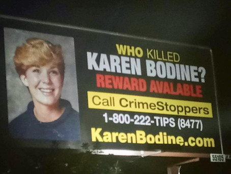 Episode 69: The Karen Bodine homicide