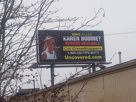Who Killed Karen Bodine?