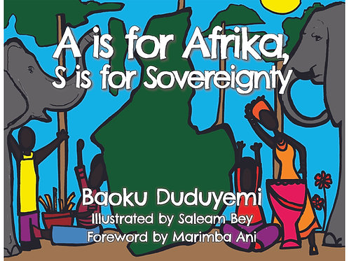 A is for Afrika, S is for Sovereignty - Book