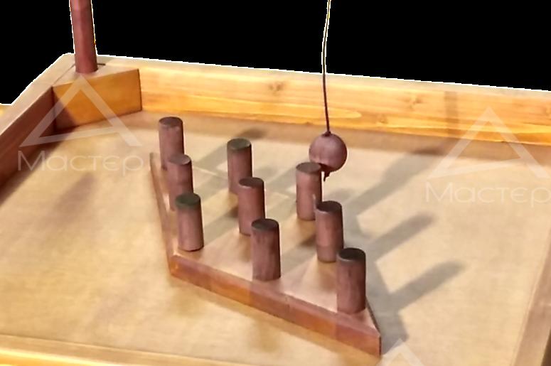 Настольная игра Маятник, аренда игр
