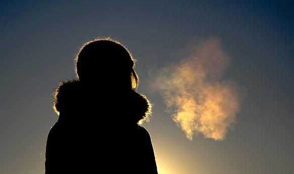 Breath in the air