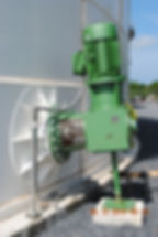 Side Entry Mixers