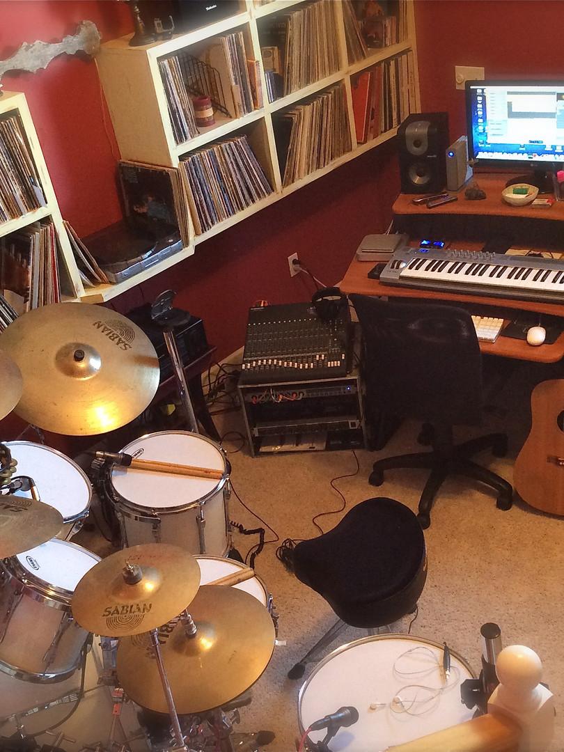 Dennis' studio.JPG