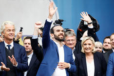 Thanks to Matteo Salvini for hosting a massive rally with the leaders of the free Europe. Milan, 2019