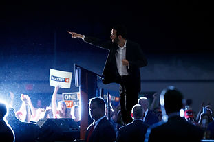 Populismo 15 - Trump Rally Backlit 1.JPG