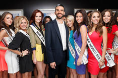 Such an honour to be a judge at Miss USA Pageant 2015