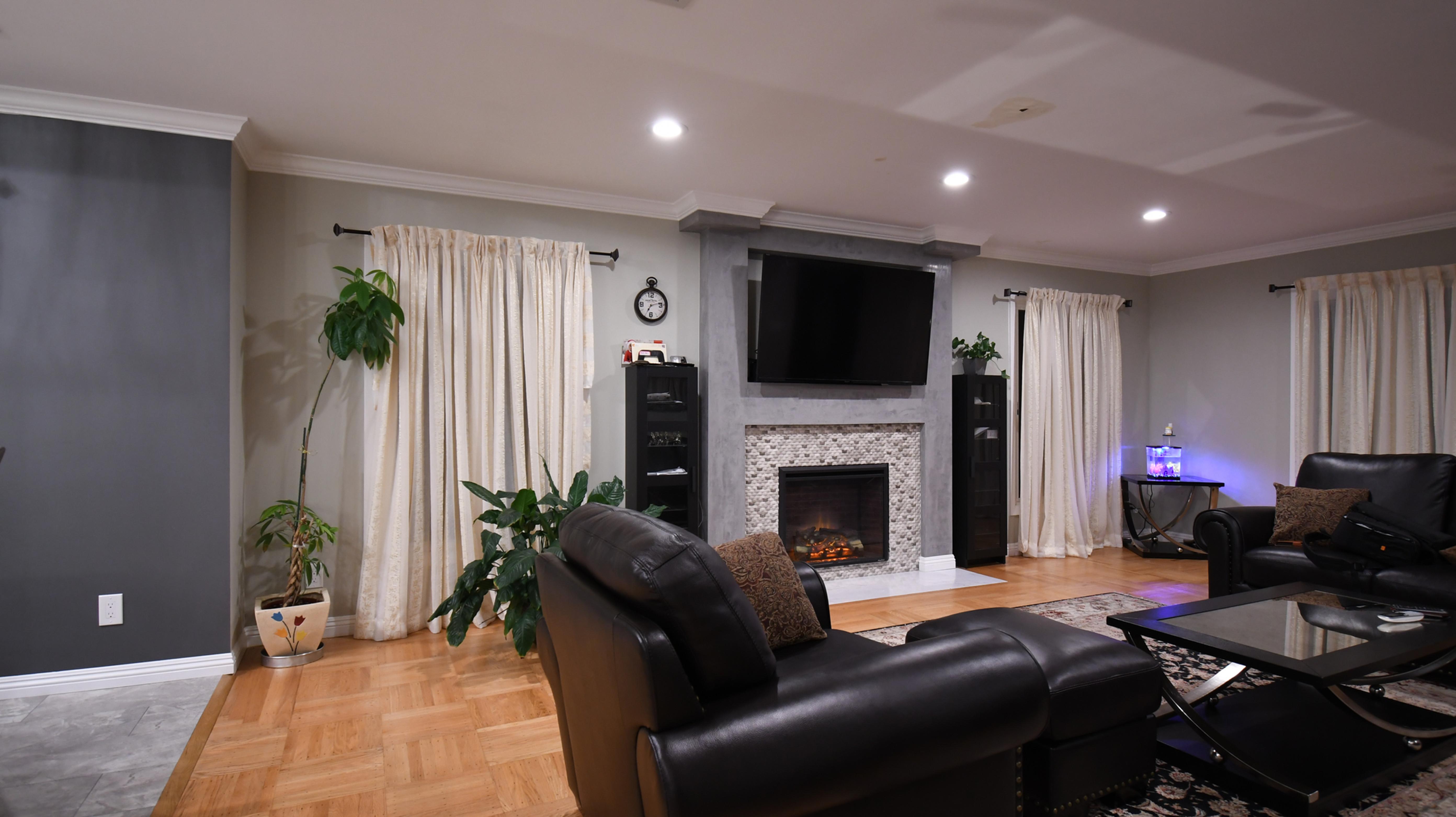 Major Room Remodel