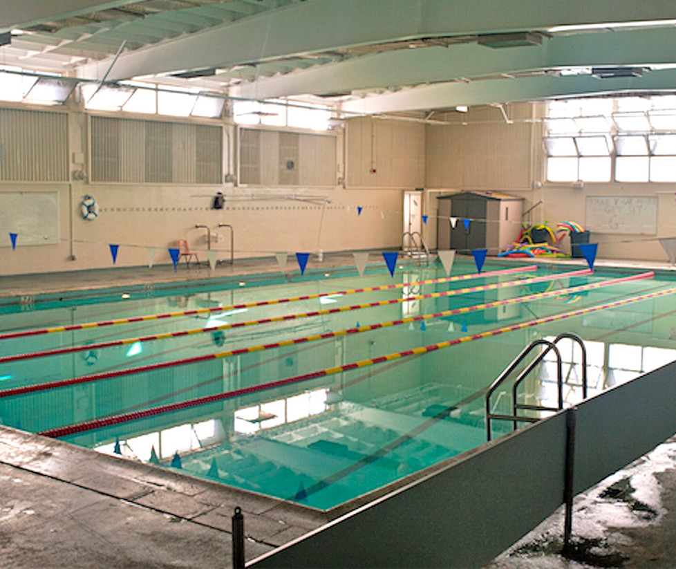 Lincoln Middle School Indoor Pool