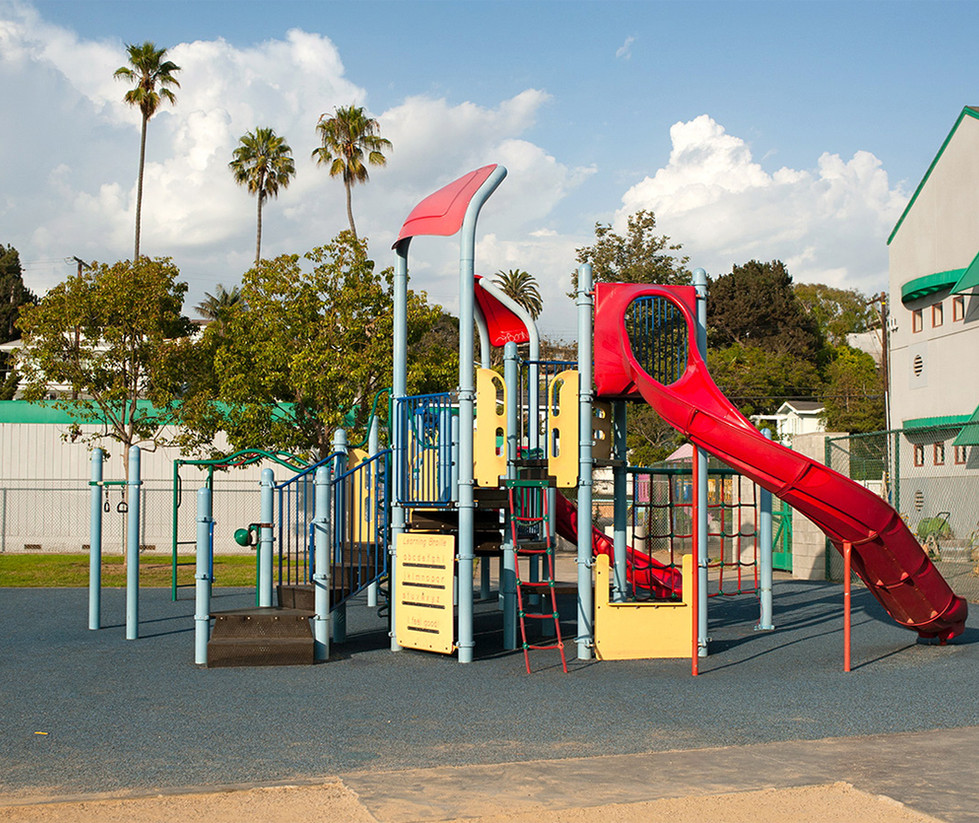 Muir/SMASH Elementary School Playground