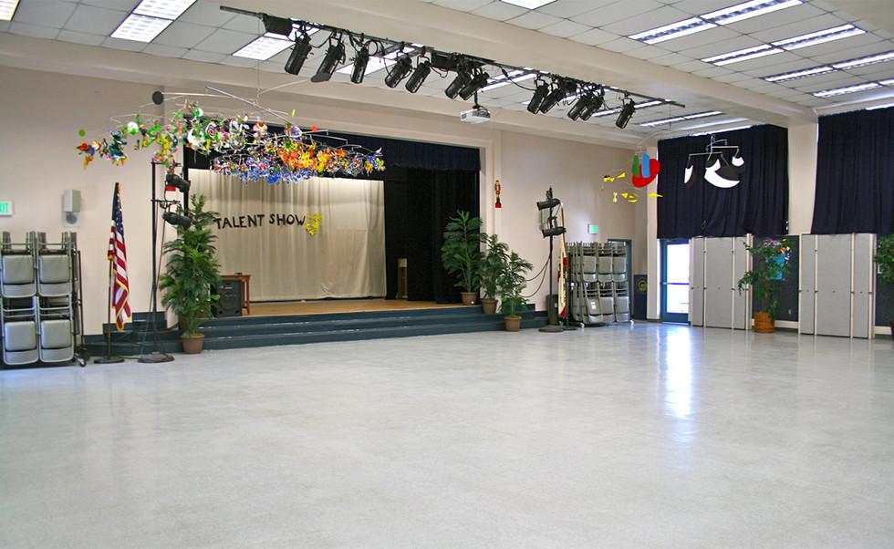 Malibu Middle School Cafetorium
