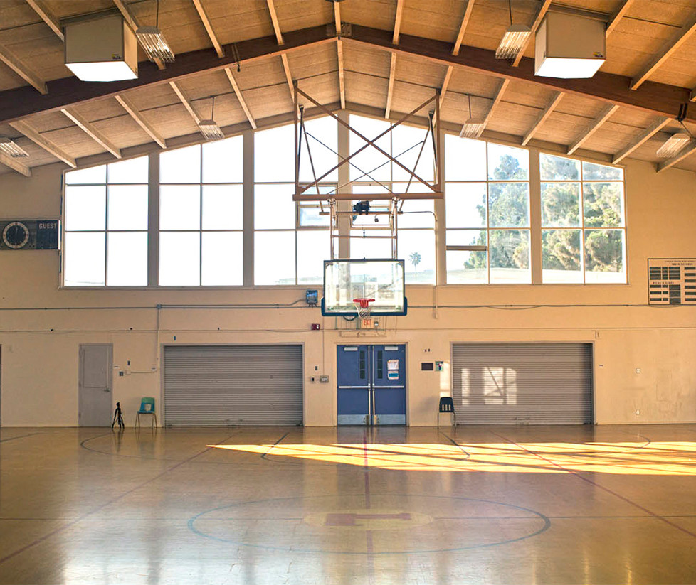 Lincoln Middle School Gym