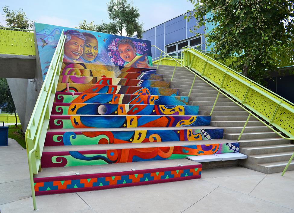 Edison Exterior Stairs