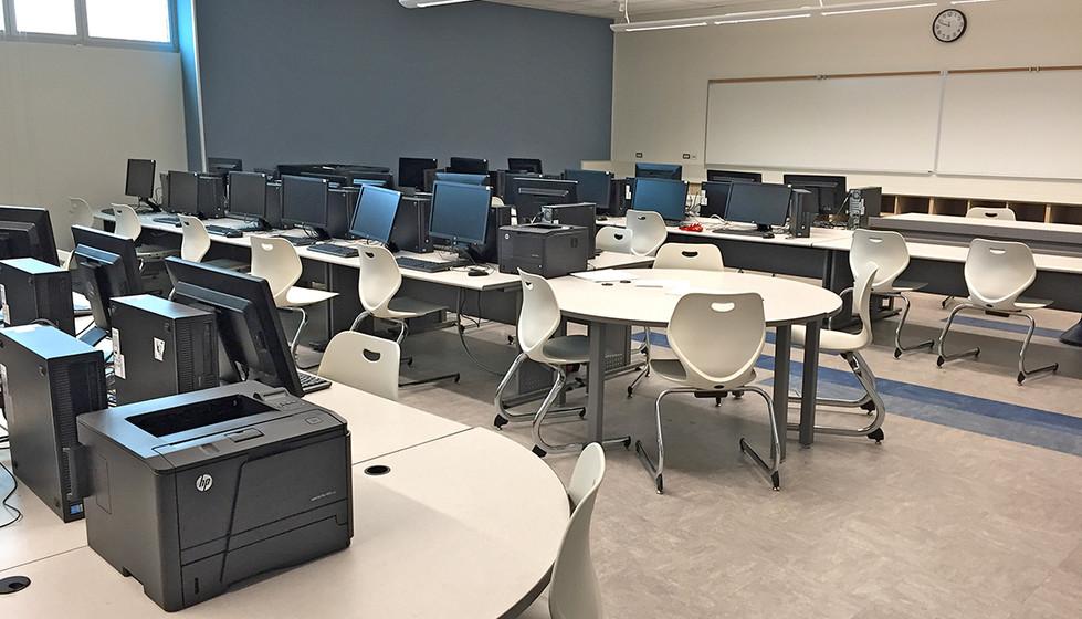 High School Computer Lab