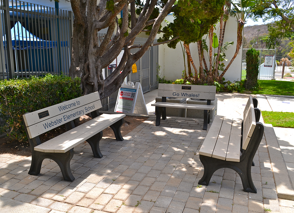 Webster Benches
