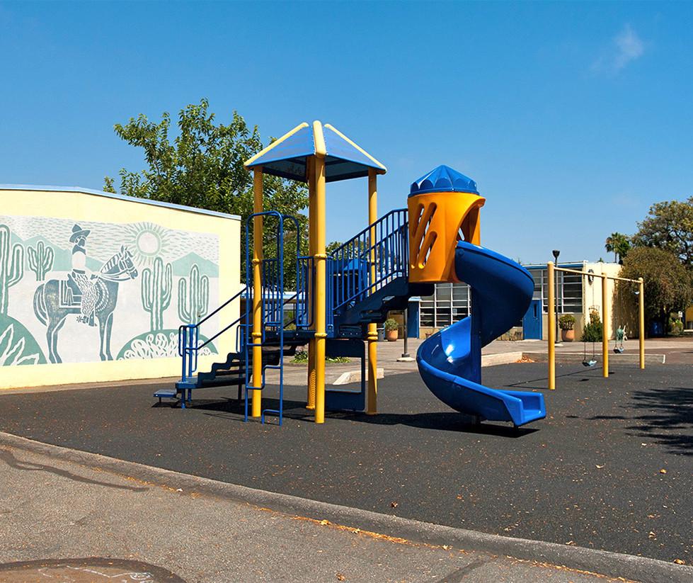 Will Rogers Elementary School Playground