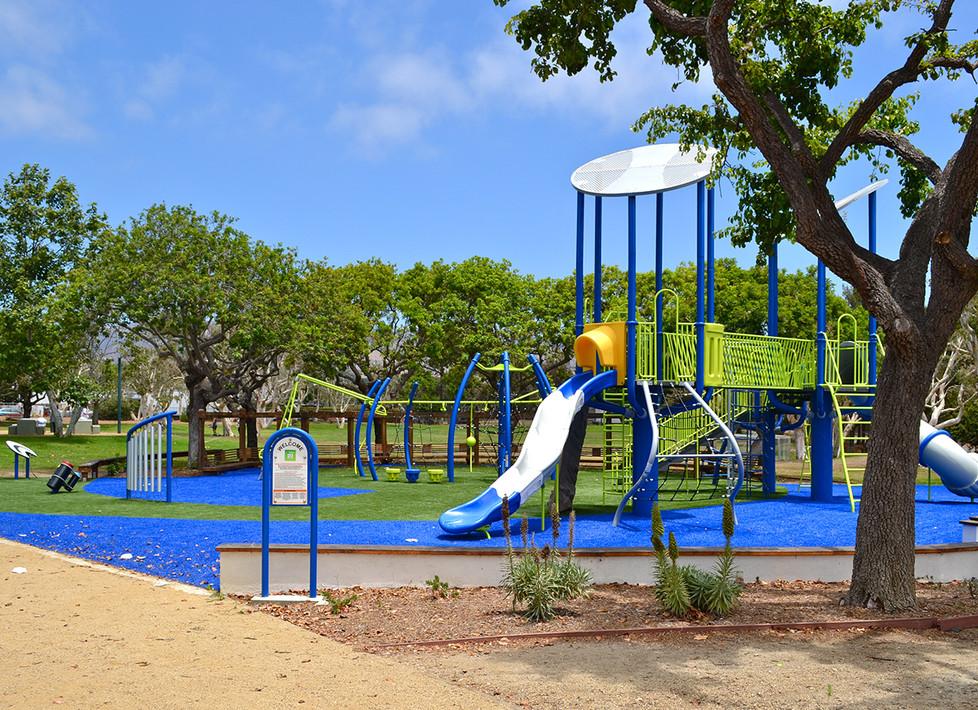 Malibu Elementary Play Area