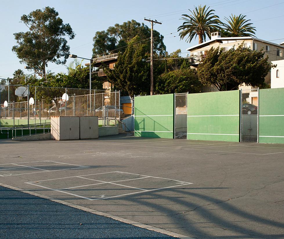 Muir/SMASH Elementary School Handball Courts