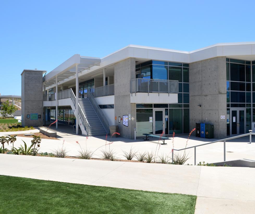 Malibu High School Library & College Center