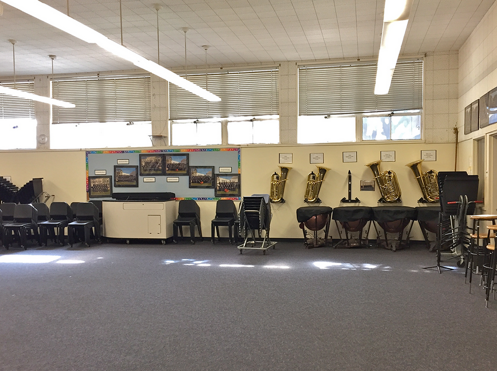 Lincoln Music Room 400