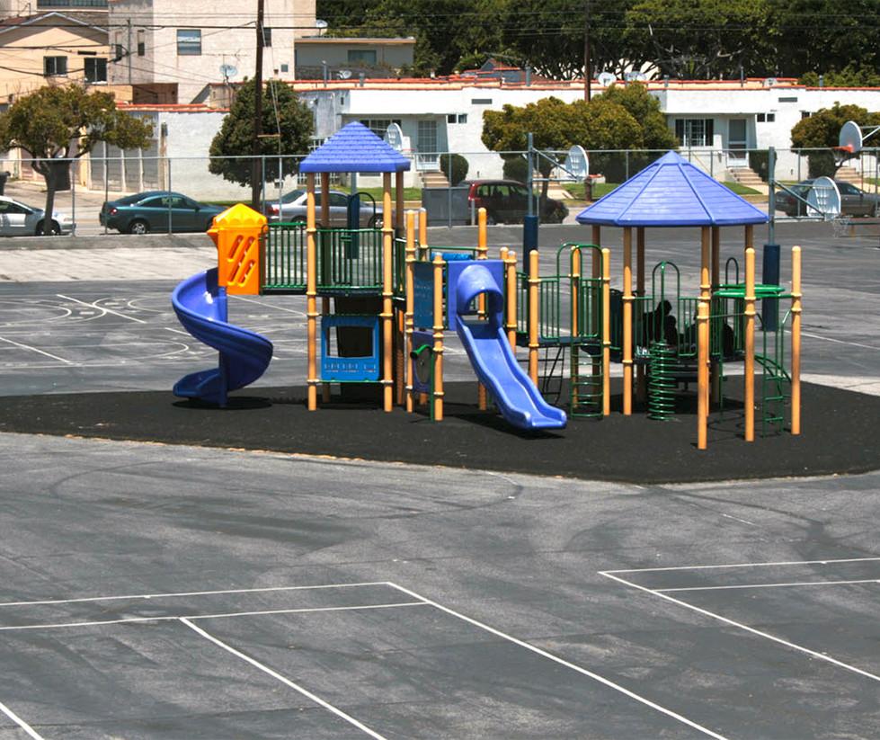 McKinley Elementary School Playground