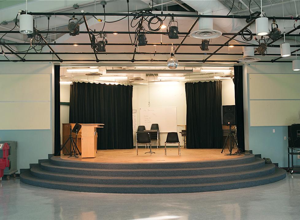 Muir/SMASH Cafetorium