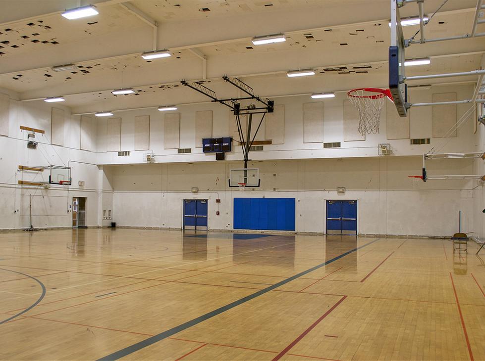 Santa Monica HS South Gym