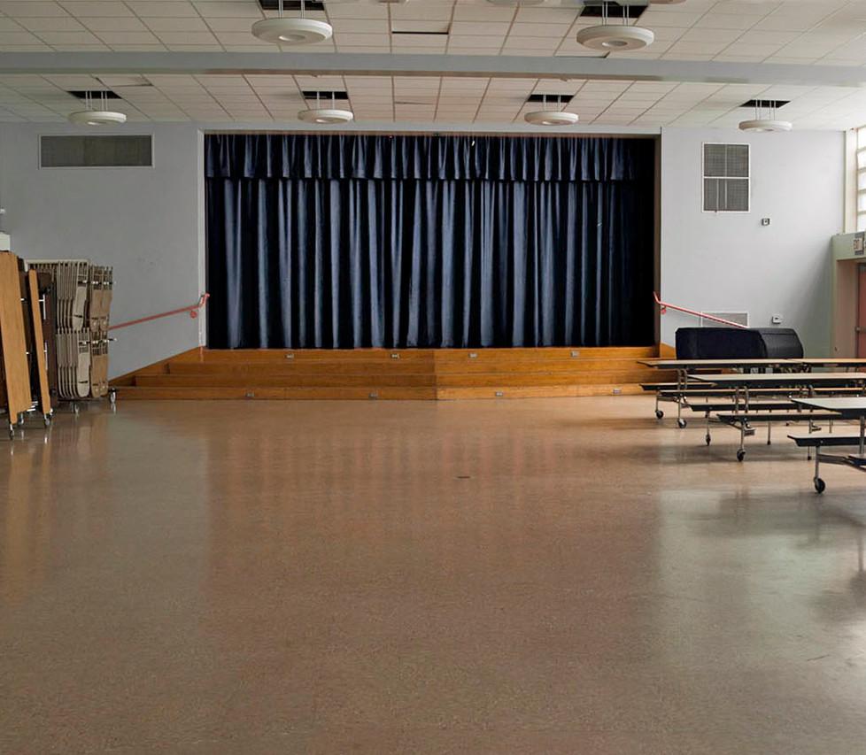 Will Rogers Elementary School Cafetorium