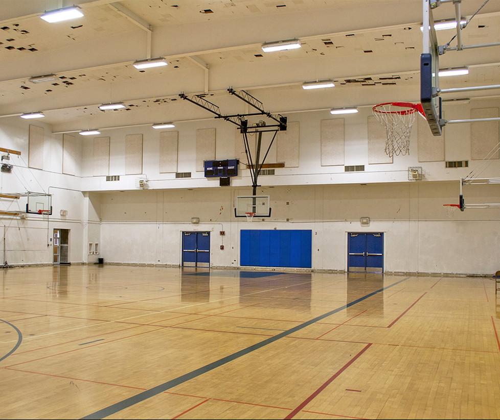 Santa Monica High School South Gym