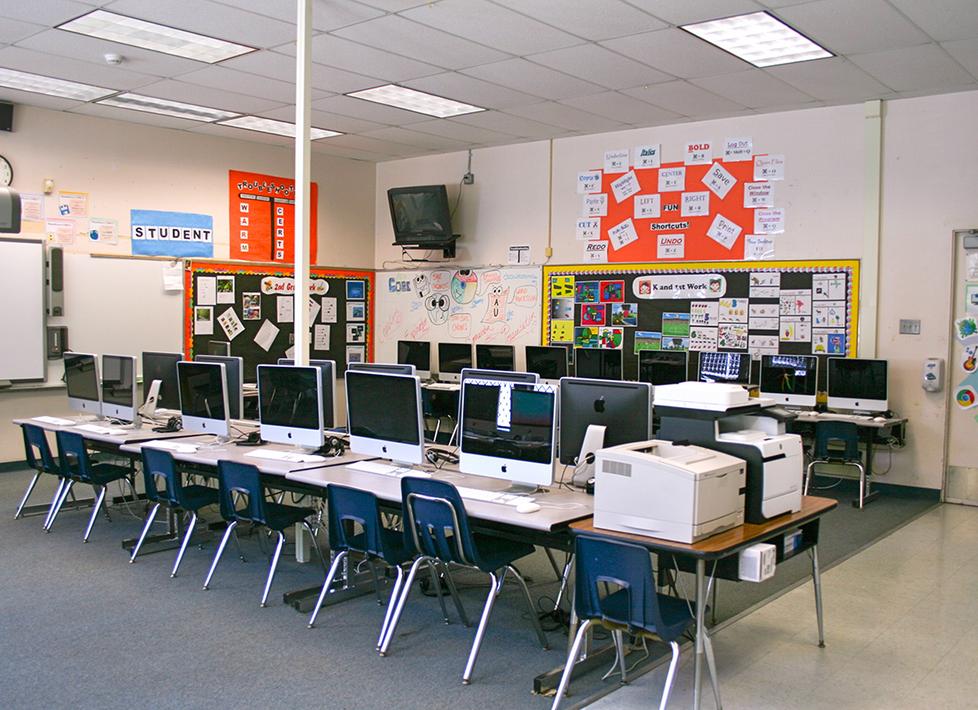 Webster Computer Lab