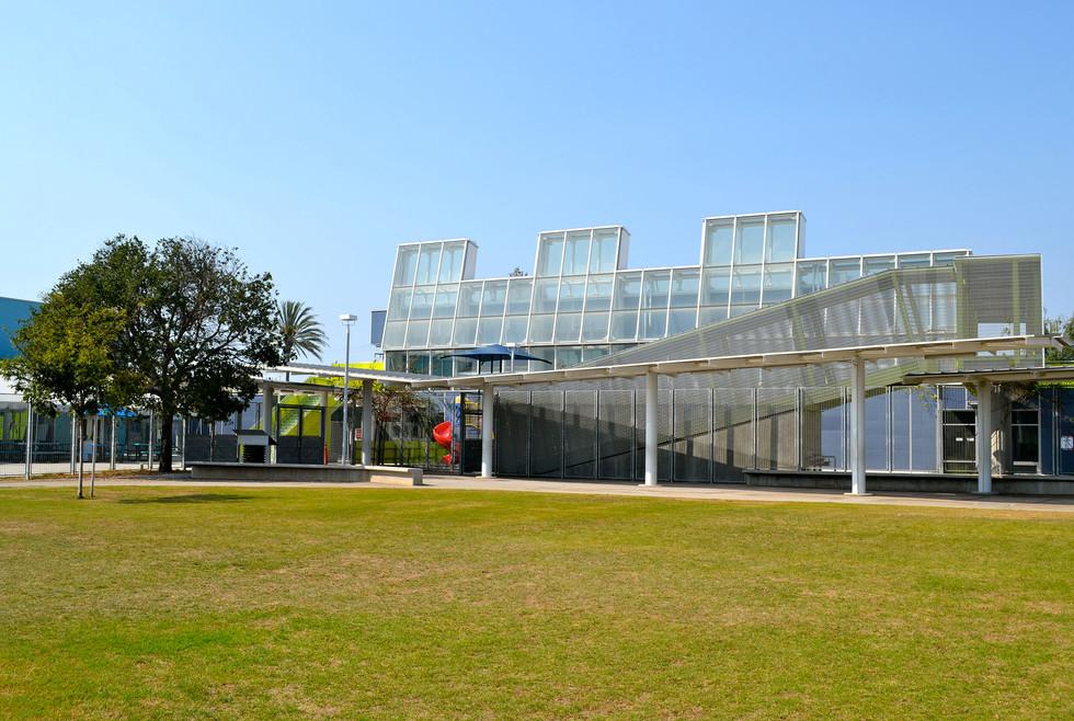 Edison Language Academy Field