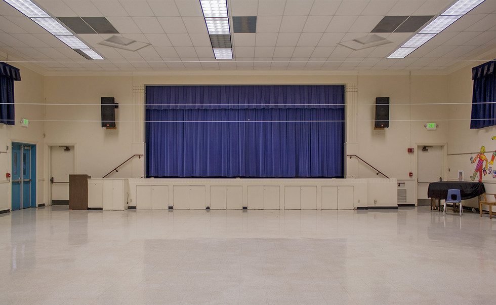 Roosevelt Elementary School Auditorium