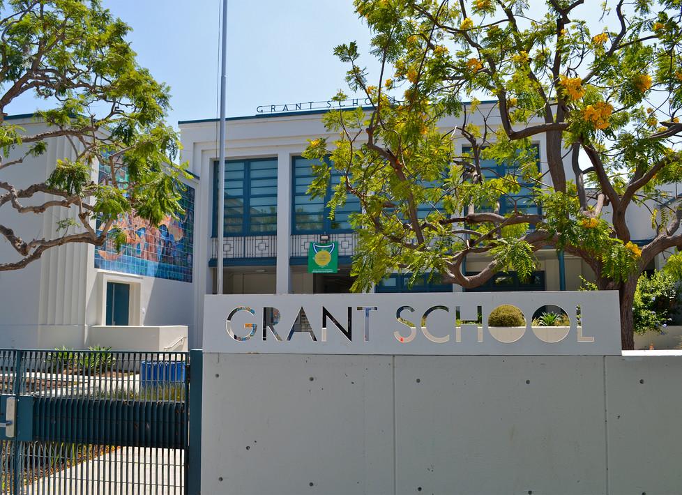 Grant Entrance
