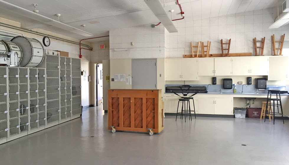 Middle School Music Room