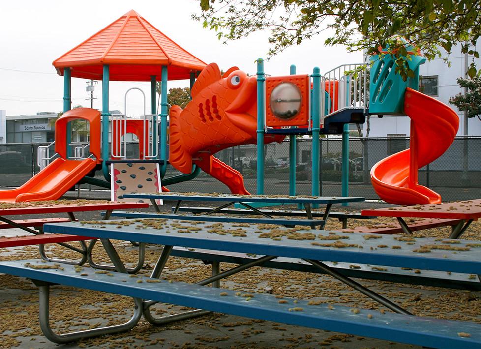 McKinleyKindergarten Playground
