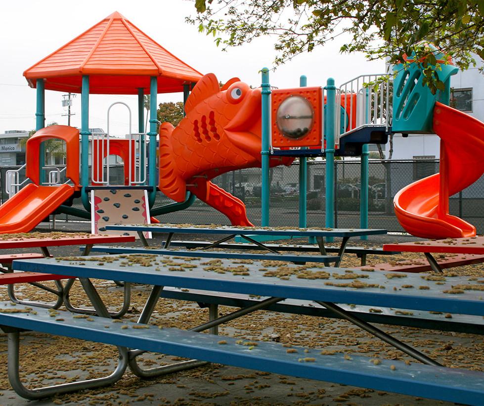 McKinley Elementary School Kindergarten Playground