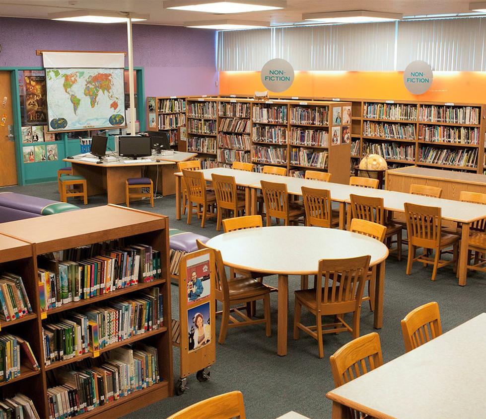 Franklin Elementary School Library