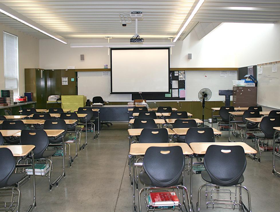 John Adams Classroom
