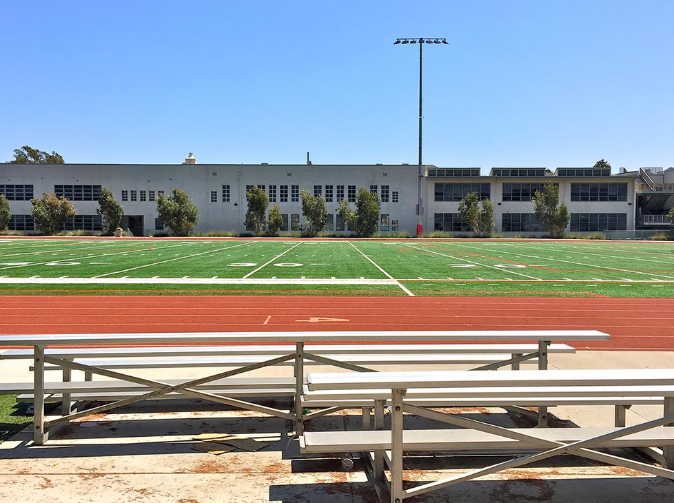 Lincoln Football Field