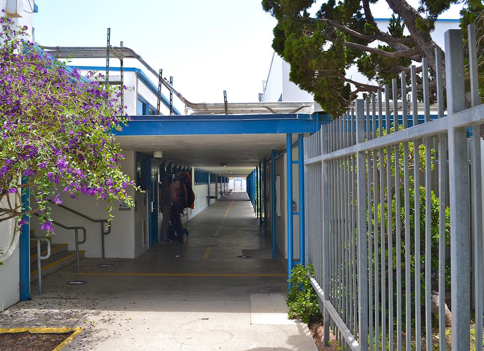 Webster Hallway