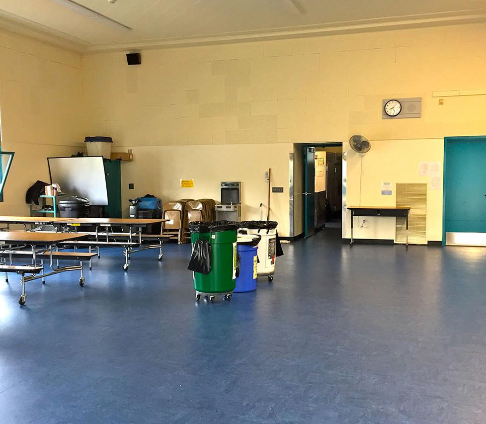 Roosevelt Elementary School Cafeteria